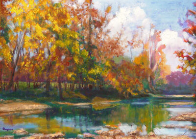 Bledsoe Autumnal by Bill Puryear