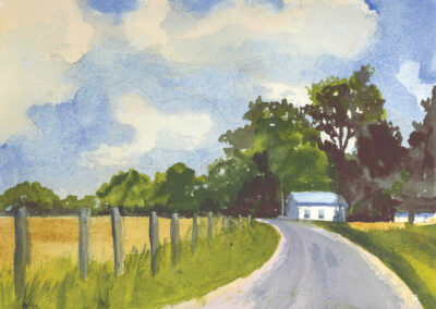 Old Hopewell by Bill Puryear