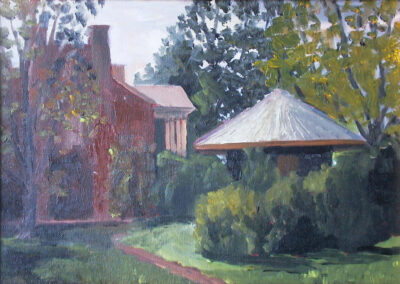 The Ice House at Fairvue by Bill Puryear